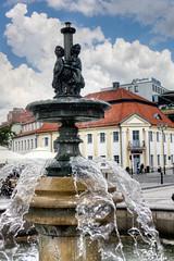 Fountain (Kevin Borland) Tags: poland białystok fountain