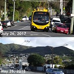 The last stretch of intact overhead in Karori (May 2018) thumbnail