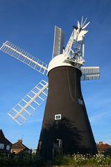 Holgate Windmill, May 2018 - 4