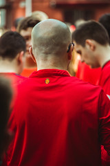 _MG_0103 (sergiopenalvagonzalez) Tags: rcdmallorca futbol football ball people ambiente palma palmademallorca aficion pasion rojo negro ib3 diariodemallorca sergiopenalvagonzalez sergiopenalvag gente emocion nervios ascenso alegria
