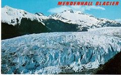 Postcrossing US-5350097 (booboo_babies) Tags: glacier alaska snow mountains postcrossing