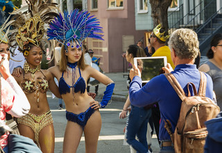 San Francisco Carnaval 2018, the 40th Yearly Parade