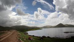 Balık gölü (laedri52) Tags: balıkgölü fishlake ağrı agri doğu eastofturkey east eastern anatolian anadolu panaroma panorama panaromic panoramic taşlıçay clouds bulutlar göl lake