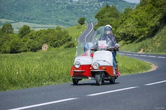 Čezeta (tamson66) Tags: scooter čezeta čz motorcycle classic 60th