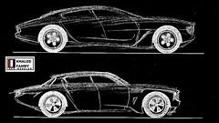 Blueprint sheets- all designs are copyright - Khaled Fahmy- A.K.A  Khaled Modeler (Khaled Fahmy : Auto design) Tags: 2017 2018 2019 supercars hypercars ferrari laferrari 458 488 gtb p4 lamborghini countach aventador sv miura reventon veneno bugatti veyron pagani huayra zonda porsche carrera 918 917 vector w2 w8 corvette stingray 2016 mustang ford gt kyosho auto art minichamps 118 diecast delahaye delage osten jaguar mclaren m20 can am p1 f1 designer blueprint drawings blue print bertone pininfarina centenario mercedes amg red bull x2010