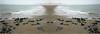"""""""Le partage des eaux"""" Dunes, plage et la mer du Nord, De Banjaard, Kamperland, Noord-Beveland, Zeelande, Nederland (claude lina) Tags: claudelina nederland hollande paysbas zeelande zeeland merdunord noordzee plage dune beach debanjaard kamperland noordbeveland"""