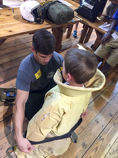 Ask a Smokejumper Event