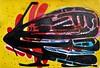 Jim Harris: Soft Tissue Low Orbital Interceptor. (Jim Harris: Artist.) Tags: art abstract technology technik drawing rysunek dessin zeitgenössische zeichnung