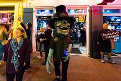 New Orleans (Agirard) Tags: street monster comic costume bourbonstreet neworleans usa batis18 batis zeiss sony a7ii insolite travel tourist