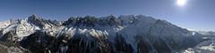 Panorama Brévent (gamelle71) Tags: chamoniw alpes alps montagne mountain montblanc paysage