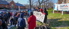 2018.04.04 The People's March for Justice, Equity and Peace, Washington, DC USA 01155