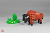 Bison 2.0 (moctown) Tags: lego bison buffalo animal creature nature northamerica