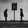 Distance 78 Black Point (Mirek-Szymanski) Tags: distance photography blackandwhite photooftheday monochrome blind artlovers fineart