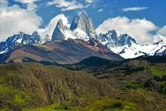 Fitz Roy,patagonia Argentina !! (Gabriel mdp) Tags: cerrofitzroy parque nacional los glaciares cordillera andes patagonia argentina paisaje landscape naturaleza sur nieve contrastes