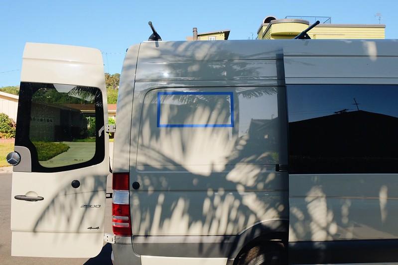 Mali Mish – Sprinter 4x4 Camper Van Build: Day 6