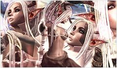 ^^Swallow^^Ears Contest 2018- 2).  Kaheyry (Kaheyry) Tags: gacha maitreya bento head laq hair nomatch swallow ears best beautiful second life sl piercing