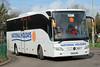 National Holidays, Hull NH15 SDH, Mercedes Tourismo outside Cheltenham racecourse (majorcatransport) Tags: yorkshirebuses cheltenham nationalholidayshull mercedesbenz mercedestourismo