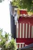 Shinto Shrine Eaves (ColinParte) Tags: shinto shrine temple japan religion shimmatsudo matsudo koya akagi torii