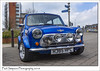 Blue 1990s Mini (Paul Simpson Photography) Tags: minicooper car transport lincoln bigminiday 2018 april bluecar bluemini british rover spotlights sonya77 paulsimpsonphotography imagesof imageof photosof photoof cleancar england lincolnshire carshow carshows transportshows gathering oldcar 1990s oldcars classiccars classiccar classic smallcar