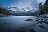 Magic Winter II (haziri.heroid) Tags: winter berge landscape landschaft eis ice steine nikon tamron see lake eibsee
