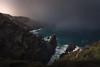 Cabo Ortegal (Galicia, Spain) (Tomasz Raciniewski) Tags: cabo ortegal galicia rain storm coast ocean sea water rainbow light rocks landscape seascape