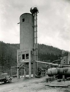 Stationäre Aufbereitungsanlage / Stationary Processing Plant