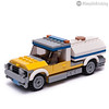 31079 Milk Truck (KEEP_ON_BRICKING) Tags: lego creator set 31079 milk truck custom design model car vehicle legocity scale minifigure ride service keeponbricking 2018 new