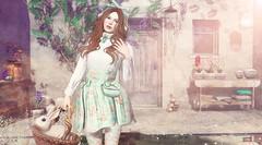 Tiffany (Duchess Flux) Tags: project7 fameshed gachaland blush pocketgacha shinyshabby zenith wasabi skinnery catwa leforme imeka rose hextraordinary anlar lepoppycock paparazzi plaaka kosmii ersch yokai secondlife sl