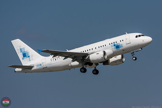 K5-Aviation Airbus A319-115(CJ)