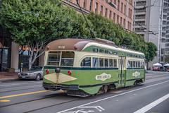 20180318_4177.jpg (Schaffner) Tags: muni california sanfranciscomunicipalrailway muni1078 sanfrancisco pcc streetcars unitedstates us