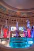 Caesar's Palace, Las Vegas, Nevada (Mike Sirotin) Tags: architecturephotography interiorphotography sincity travelphotography nv shoppingmall nevada cityphotography statues casino caesarspalace fountain iphoto mall hotel architecture interior lasvegas forumshops vegas sculptures
