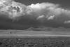 Alone In Their World (peterkelly) Tags: bw digital canon 6d asia kyrgyzstan songkol songkul clouds mountain range mountains hummocks hummocky ground gadventures centralasiaadventurealmatytotashkent