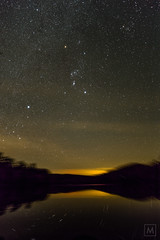 Orionids Stack - Re-Processed (mbeganyi) Tags: night orion stars