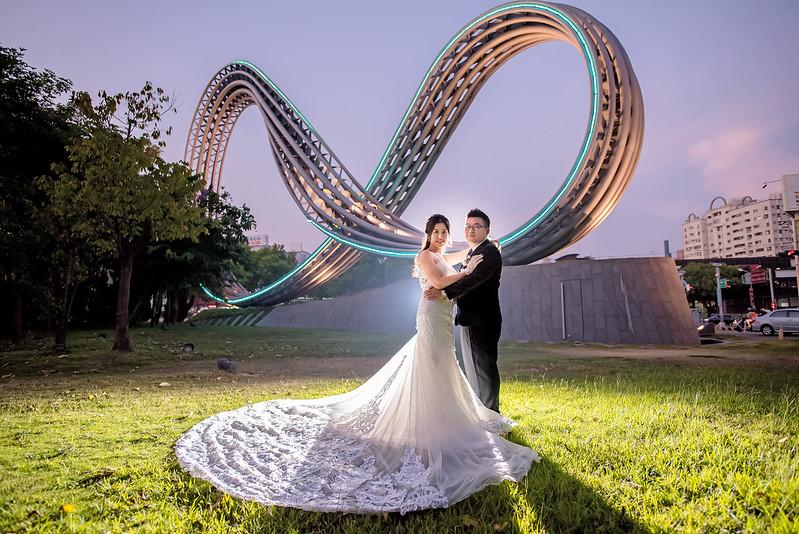 婚禮攝影 [士傑❤佳玲] 結婚之囍@中科基督徒聚會