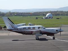 2-DITO Piper Malibu Meridian PA-46-500TP Citavia BV (Aircaft @ Gloucestershire Airport By James) Tags: gloucestershire airport 2dito piper malibu meridian pa46500tp citavia bv egbj james lloyds