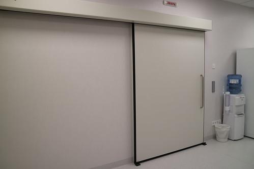 Двери для чистых помещений Manusa hermetic doors