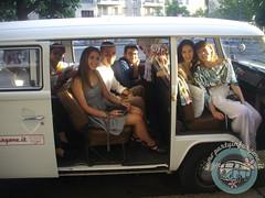 Pronti a far festa! (partyinfurgone) Tags: affitto cocktail compleanno epoca evento furgone hippie limousine milano noleggio openbar pulmino storico vintage volkswagen vw