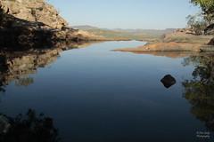 Gunlom Infinity Pool (Peedie68) Tags: australia northernterritory nt water kakadunationalpark gunlomfalls reflection pool rockpool landscape