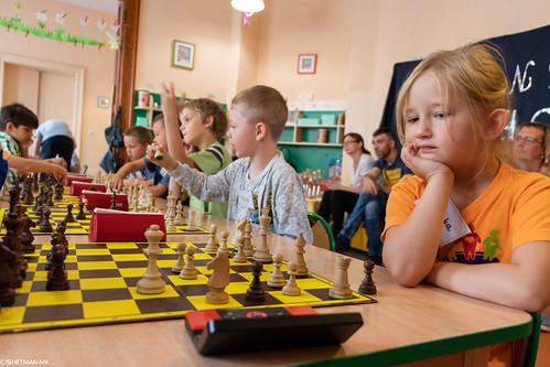 VIII Turniej Szachowy Przedszkolaków o Mistrzostwo Świdnicy-55