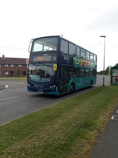 Arriva northumbria 7605