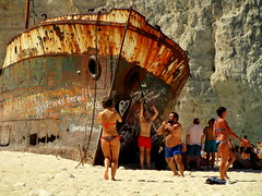 IMG_1139 (SyrianSindibad) Tags: greece zakynthos navagiobeach shipwreckbeach smugglerscove sexy