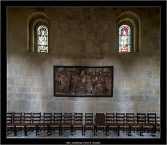 Harz, Quedlinburg, Kirche St. Servatius (Dierk Topp) Tags: 17mm a7rii a7rm2 canontse417mm fachwerk ilce7rii ilce7rm2 sonya7rii tse architecture canon17mmtse churches kirche quedlinburg sony tiltshift