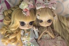 Princess Girls (Bianca Hopkins) Tags: dal byul sakura maya doll pullip princess girls hime gyaru groove jun planning obitsu 25cm