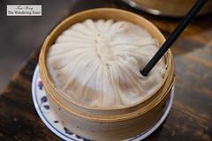 XL xiao long bao (小籠包; soup dumpling) (thewanderingeater) Tags: newyork eastvillage nyc dumplings soupdumplings