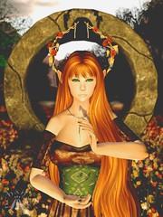 Solstice Blessing (gwen.enchanted) Tags: maitreya catwa lumae sintiklia senzafine lore poseidon halfmoonmarket realevilindustries zyn darkpassions darkpassionsevents midsummerenchantment