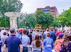 2018.06.12 A Candlelight Vigil to Remember Pulse, Washington, DC USA 03768