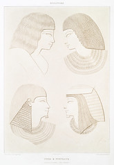 Types & portraits from Histoire de l'art égyptien (1878) by Émile Prisse d'Avennes (1807-1879). Digitally enhanced by rawpixel. (Free Public Domain Illustrations by rawpixel) Tags: egyptian otherkeywords anillustrationoftheegyptian ancient ancientegyptian ancientegyptianart antique archaeological archeology architecture art carving cc0 design designing drawing dynasty egypt egyptianstructures egyptien egyptology empire gods handdrawn histoiredelartã©gyptien historical history illustration mythology old oldfashioned outlines outlinesfromtheantique pattern pharao portrait psd publicdomain romans sepia sketch story tomb traditional type vintage worship ãmileprissedavennes histoiredelartégyptien émileprissedavennes
