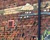 …but too much is falling in mine (Nanny Bean) Tags: wallwednesday wallart mural mosaic skinningrove floods