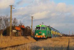 SU45-116 w Miejskiej Górce (Kospal) Tags: su45 su45116 miejska górka wielkopolskie