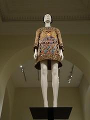 Dolce & Gabbana Ensemble, autumn 2013 (battyward) Tags: met heavenly bodies fashion couture nyc catholic imagination icon dg dolceandgabbana byzantine